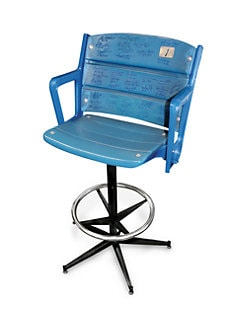 Steiner Sports - The Autographed Authentic Yankee Stadium Seat Barstool