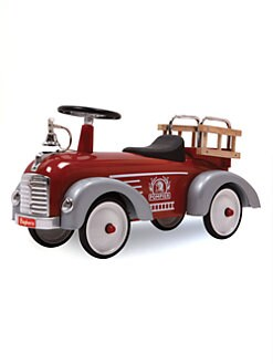Baghera - Speedster Fireman Car