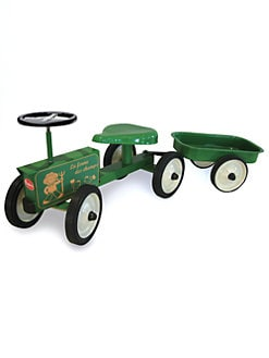 Baghera - Ride-On Tractor