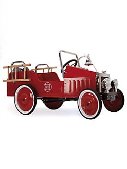 Baghera - Firetruck Pedal Car