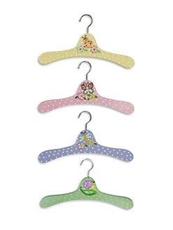 Teamson - Magic Garden Hangers/Set of 4
