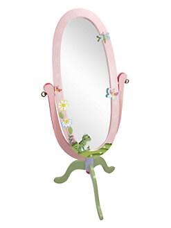 Teamson - Magic Garden Standing Mirror