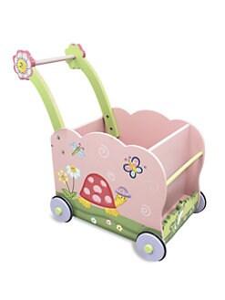 Teamson - Magic Garden Push Cart