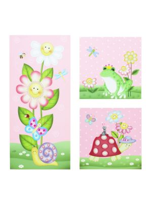 Magic Garden Wall Art/Set of 2
