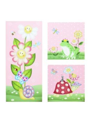 Magic Garden Wall Art/Set of 2