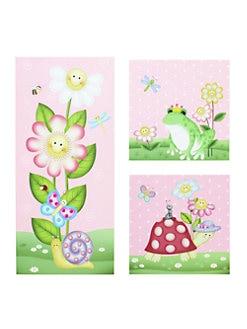 Teamson - Magic Garden Wall Art/Set of 2