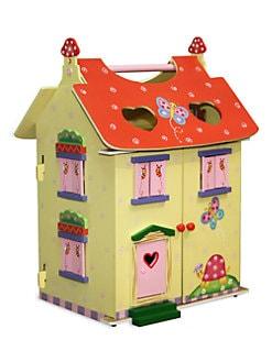 Teamson - Magic Garden Doll House