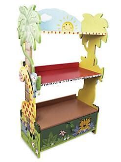 Teamson - Sunny Safari Bookcase
