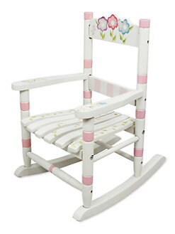 Teamson - Bouquet Small Rocking Chair
