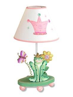 Teamson - The Princess & The Frog Table Lamp