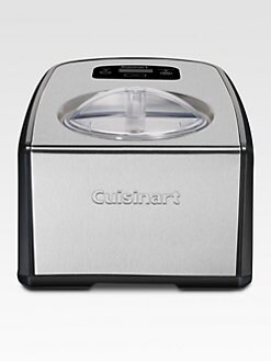 Cuisinart - Ice Cream & Gelato Maker