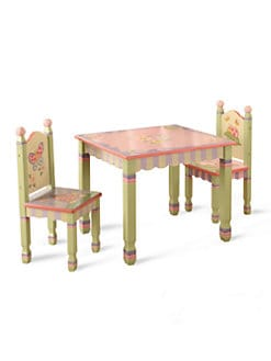Teamson - Magic Garden Table and Chair Set