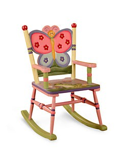 Teamson - Magic Garden Rocking Chair