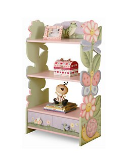 Teamson - Magic Garden Book Shelf