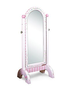 Teamson - Bouquet Standing Mirror