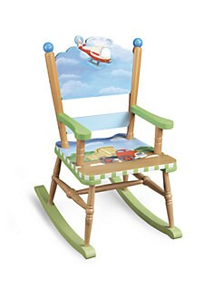 Teamson - Transportation Rocking Chair