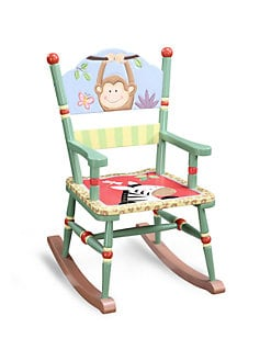 Teamson - Sunny Safari Rocking Chair