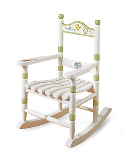 Teamson - Alphabet Rocking Chair
