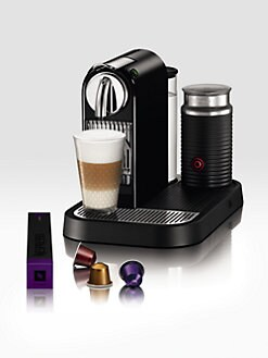 Nespresso - CitiZ Milk Refresh Coffee Machine