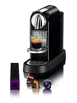 Nespresso - CitiZ Refresh Coffee Machine