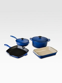 Le Creuset - 6-Piece Enameled Cast Iron Set
