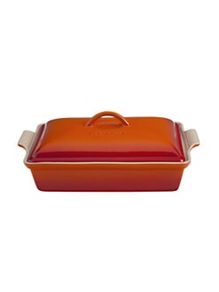 Le Creuset - 4-Quart Stoneware Casserole
