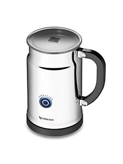 Nespresso - Aeroccino Plus Automatic Milk Frother