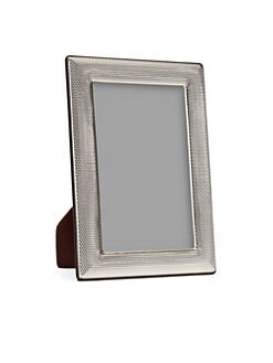 Cunill - Cleo Textured Silver Frame