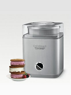 Cuisinart - Pure Indulgence Frozen Yogurt-Sorbet & Ice Cream Maker