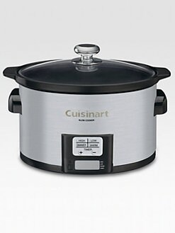 Cuisinart - 3.5 Quart Programmable Slow Cooker