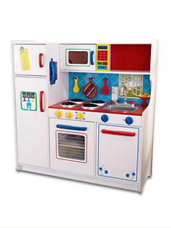 KidKraft - Deluxe Let's Cook Kitchen
