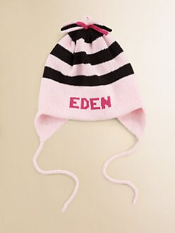 MJK Knits - Personalized Toddler's & Little Girl's Hat