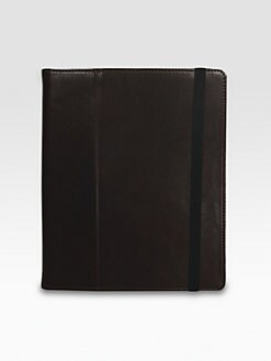 Graphic Image - Leather iPad Case/Stand