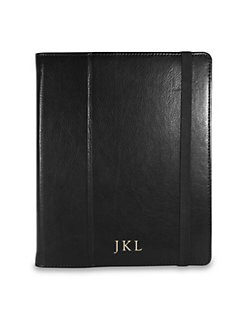 Graphic Image - Personalized Leather Case for iPad