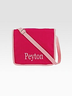 Princess Linens - Personalized Messenger Bag