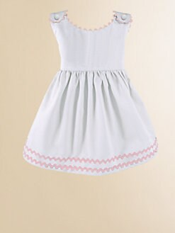 Princess Linens - Personalized Little Girl's Garden Dress