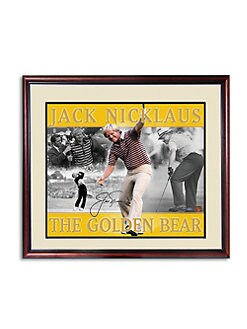 Steiner Sports - Jack Nicklaus Signed Collage