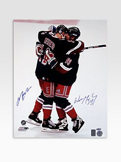 Steiner Sports - Wayne Gretzky & Mark Messier Autographed Photo