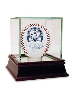Steiner Sports - Derek Jeter Autographed  DJ3K Logo Baseball