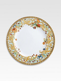 Versace - Butterfly Garden Dinner Plate