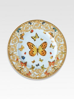 Versace - Butterfly Garden Bread & Butter Plate