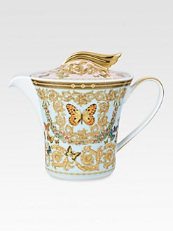 Versace - Butterfly Garden Tea Pot
