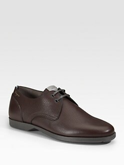 Salvatore Ferragamo - World Motion Lace-Ups