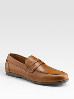 Salvatore Ferragamo - World Tour Loafers