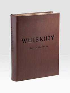 Graphic Image - The Whiskey Book