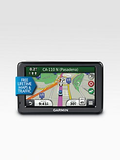Garmin - nuvi 2455LMT Portable GPS Navigator