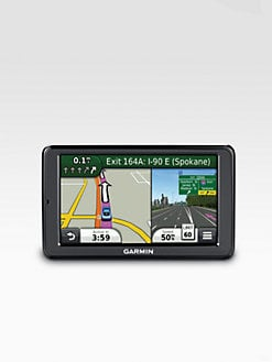 Garmin - nuvi 2595LMT Portable Bluetooth GPS Navigator