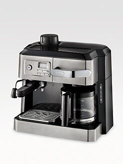 De'Longhi - Combination Coffee/Espresso Machine