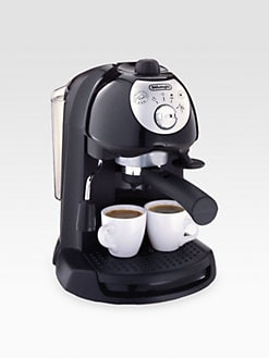 De'Longhi - Retro 15-Bar Pump Espresso/Cappuccino Maker