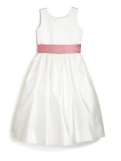 Us Angels - Girl's Satin Dress